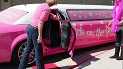 Party in the Pink Limo at Sweet & Sassy