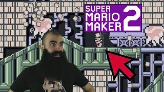 Mario Maker 2: No Skip Endless Super Expert Challenge #3 - Stamina is Required..
