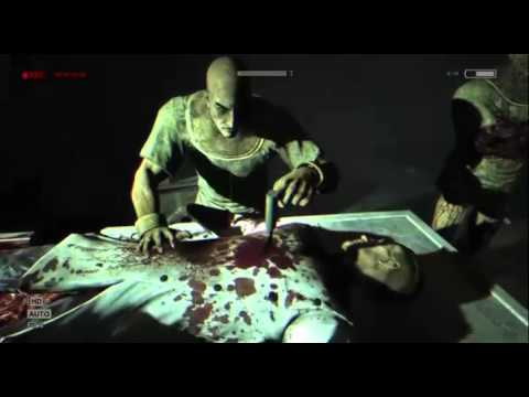 Brendon Urie Playing Outlast: Whistleblower on Twitch
