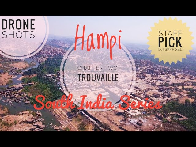 South India: Trouvaille | Hampi | Travel Video | Karnataka | Incredible India