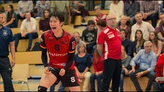 Download Video 柳田将洋 Masahiro Yanagida Highlight 2017-2018 Bundesliga Volleyball Bisons Bühl Game 1 & 2 MP3 3GP MP4