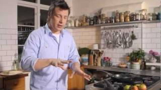 Jamie Oliver - Slow Cooked Pork With Spiced Apple Sauce