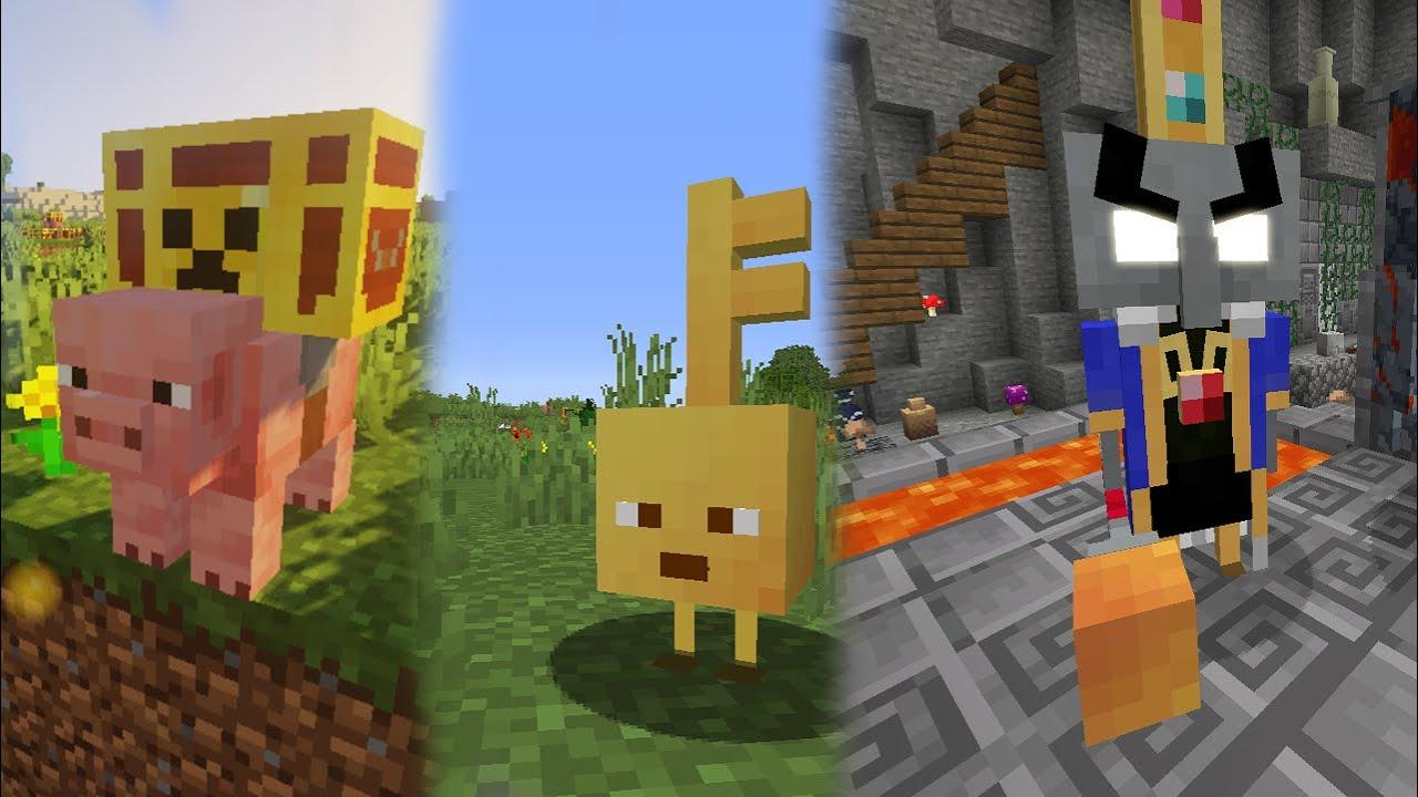 👉 Minecraft Dungeons Mod 1.12.2 - YouTube