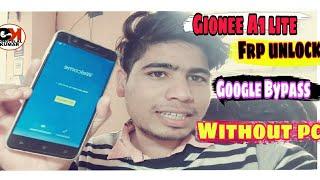 Gionee A1 Lite Frp Unlock   Gionee A1 Lite Google Bypass   Gionee A1 Lite Google Bypass Without PC screenshot 5