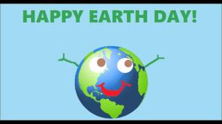 Earth day song! happy day! song for kids