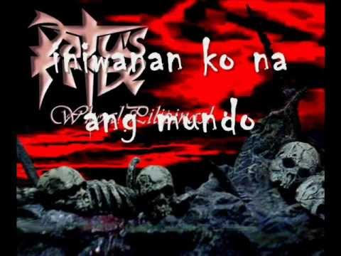 Death Metal lyrics- Datu's Tribe