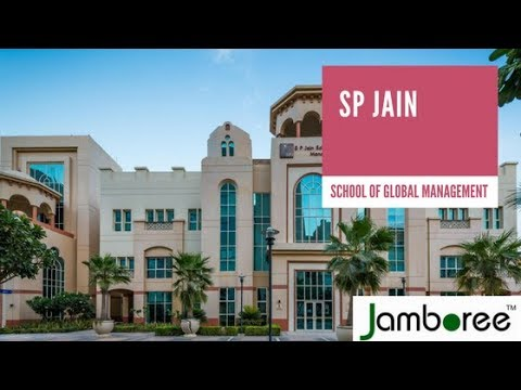 Rendezvous with SP Jain - Global MBA