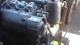 Deutz mwm air cooled 3 cylinder diesel