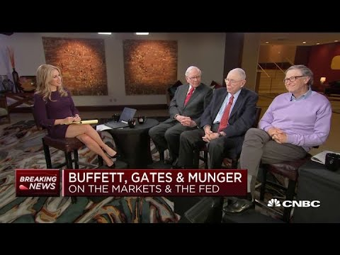 Warren Buffett: Stocks are 'ridiculously cheap' if interest rates stay at current levels