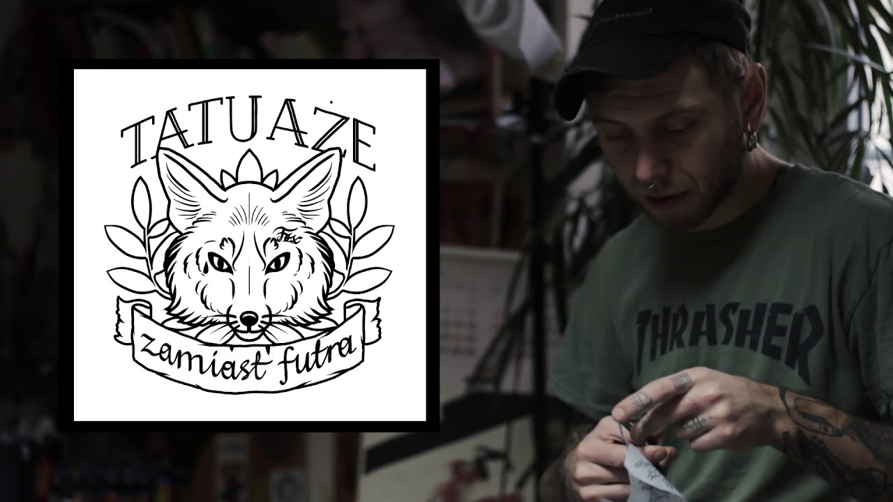 Tatuaże Zamiast Futra W Syrenie Otwarte Klatki