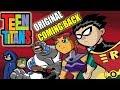 Original Teen Titans Coming Back! | Teen Titans Go Movie End Credit Scene