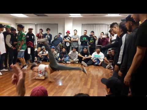 Bboys Battle - OldSchool vs NewSchool - Mty