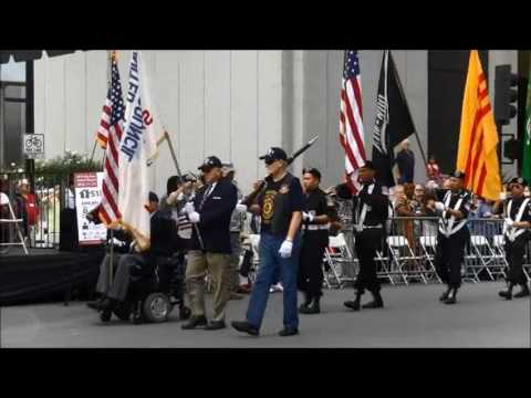 San Jose, California Veterans Day 11/11/2016