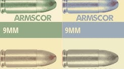 Armscor 9mm 124 gr FMJ