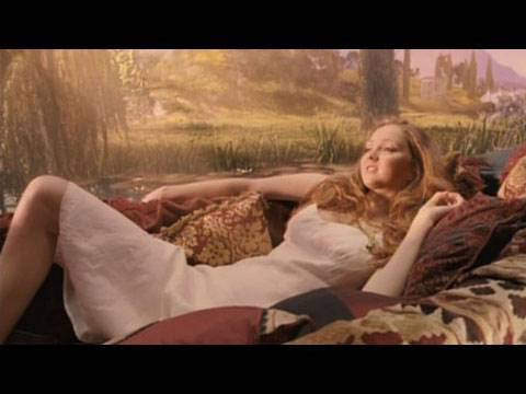 The Imaginarium of Dr. Parnassus: Terry Gilliam and Lily Cole s