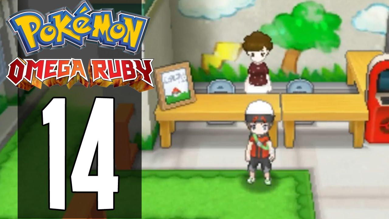 Pokemon Omega Ruby Part 14 Safari Zone Gameplay