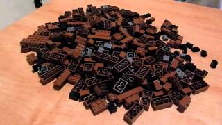 티비플) 흔한 집에있는 레고로 컴퓨터 만드는법