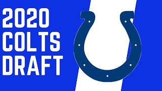 2020 Colts Mock Draft Best Roster in the NFL
