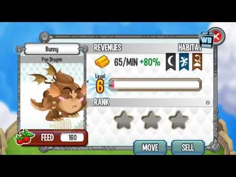 How To Breed Poo Dragon 100% Real! Dragon City Mobile! WbangcaHD! [Special Dragon]