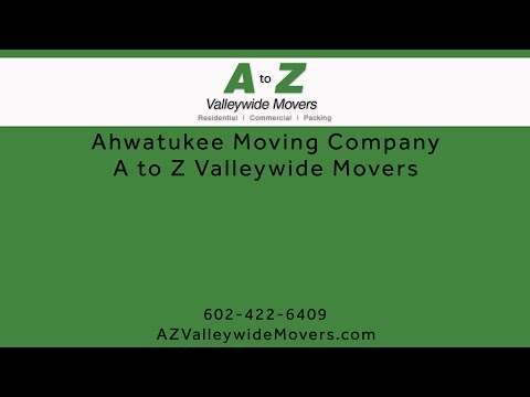 Ahwatukee Movers | A to Z Valleywide Movers