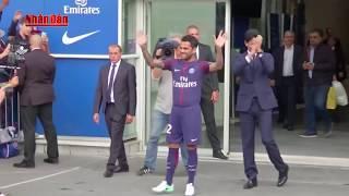 Tin Thể Thao 24h Hôm Nay (21h - 12/5): Chấn Thương Nặng, Selecao Mất Dani Alves ở World Cup 2018