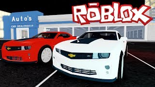 WY-CIGI CAMARO + TUNING Z MLEKOLUDEM - ROBLOX - VEHICLE SIMULATOR #01 [PC/HD]