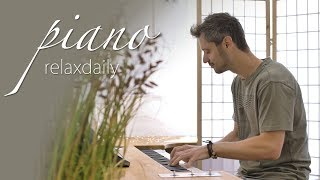 Light Piano Music - Positive Relaxing Music, beautiful, relaxation and focus [#1915]