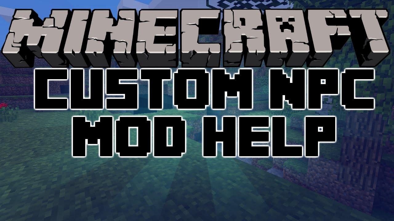how to put skins in custom npcs