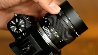 Mitakon 35mm f/0.95 Mark 'ii' lens review with samples