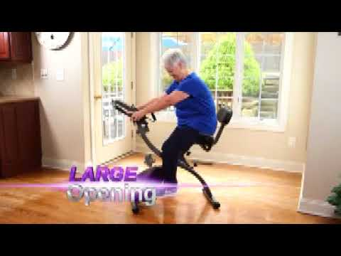 Slim Cycle Exercise Bike Commercial As Seen On Tv
