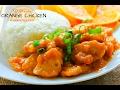 Orange Chicken - Dinner in 30 minutes
