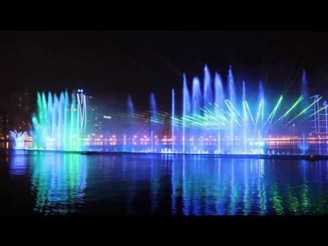 Sharjah Fountain