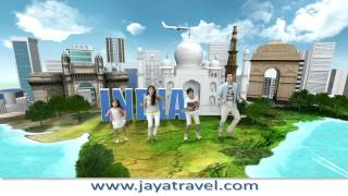Jaya Travel TV commercial