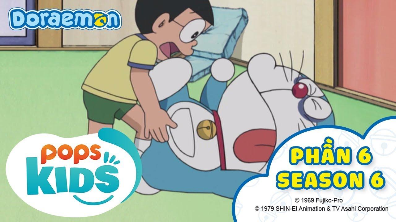 [S6] Tuyển Tập Hoạt Hình Doraemon – Phần 6 – Doraemon Bị Bệnh Nặng, Nàng Tiên Ống Tre Của Nobita