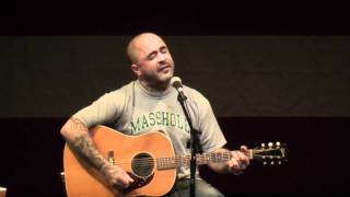 "Aaron Lewis, ""What Hurts The Most"", Acoustic 5-5-11"