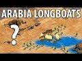Team Viper vs Team DauT! | Arabia Longboats???