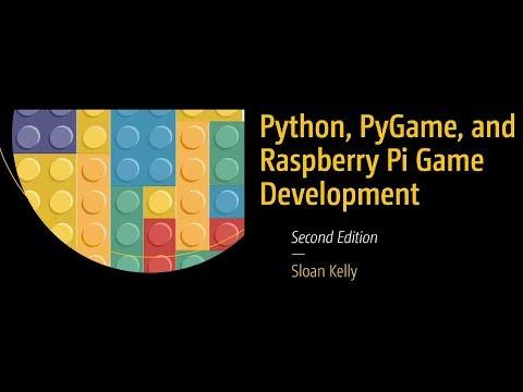 Python, PyGame And Raspberry Pi Game Development #ad