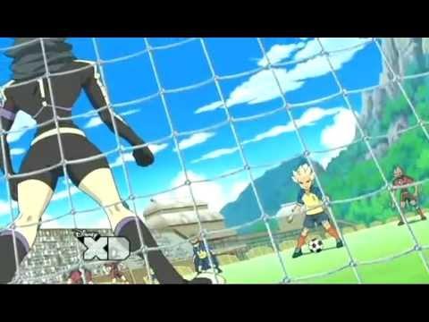 Inazuma Eleven S2 52 - Jouer avec le feu