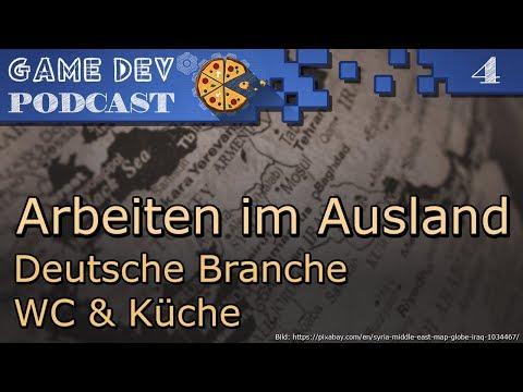 04 – Arbeiten im Ausland – Deutsche Branche – WC & Küche