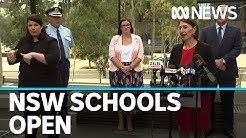 NSW schools stay open, but Premier encourages parents to keep children home | ABC News