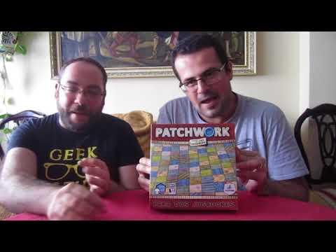 Lanza el dado - Patchwork