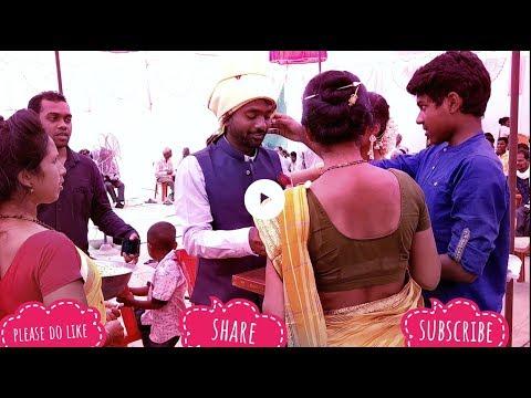 Bda Mehmani Of Mr.Navin & Mrs.Karishma//a Nagpuri//suno Na Suno+ Suno Na Mujhe//at Ambk(03/05/2019)