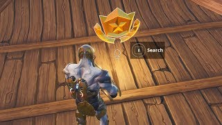 Find The Secret Battle Star in loading Screen 9 Season 8 Fortnite ( WEEK #9)