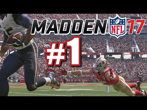 WHAT THE HELL! | Madden 17 | Ultimate Team #1