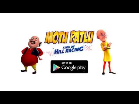 Motu Patlu King Of Hill Racing Apps On Google Play