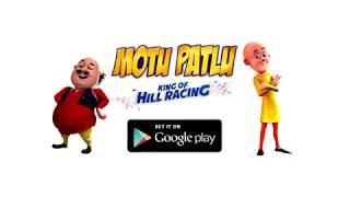 Motu Patlu King of Hill Racing Game Trailer