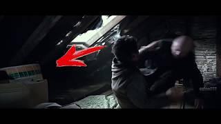 Киноляпы фильма Иностранец 2017 + Обзор Часть 1. Behind The Scenes