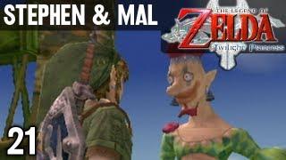 Stephen & Mal: Zelda Twilight Princess #21