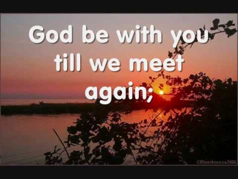 God Be With You Till We Meet Again Jim Reeves - MVL - roncobb1
