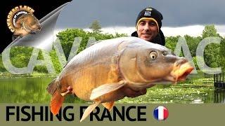 Carp Fishing France Lake Cavagnac